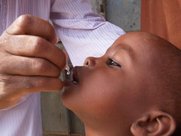 Spredning av poliovirus en global folkehelsetrussel