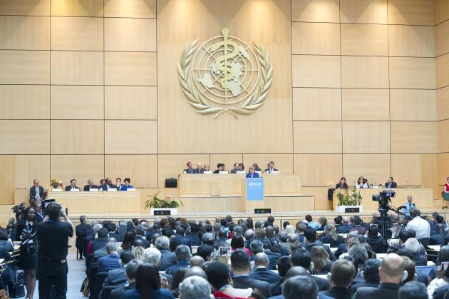 Ebola at the World Health Assembly – a recap