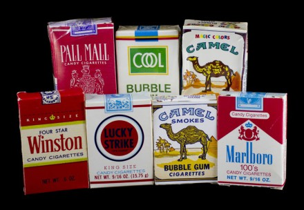 Lørdagsgodt med sigaretter?