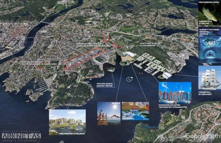 Havn eller boliger i Kongsgårdbukta?
